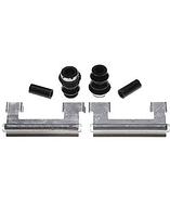Ремкомплект суппорта переднего (пыльник направляющей + пластины колодок) к-кт на супорт HUMMER H2 ACDELCO