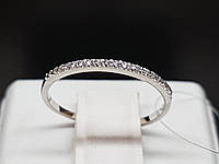 Серебряное кольцо с фианитами. Артикул 901-00726 15, фото 1