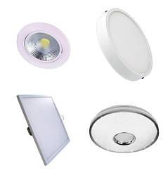 Потолочные светодиодные светильники led