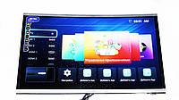 "LCD LED Телевизор JPE 32"" Изогнутый Smart TV, WiFi, 1Gb Ram, 4Gb Rom, T2, HDMI, Android 4.4, фото 3"