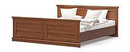 Ліжко з ДСП/МДФ в спальню 160 Людовік Мебель Сервіс