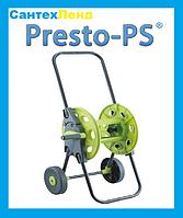 Катушка  для поливочного шланга с колесами  Presto-PS 3301G