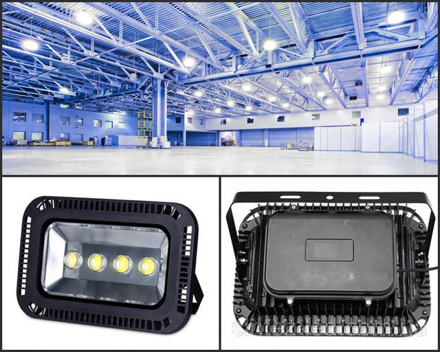 led прожекторы промышленные