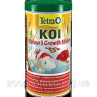 Корм TETRA (Тетра) POND KOI Growth палочки для карпов КОИ здоровый рост (>25см), 1 л