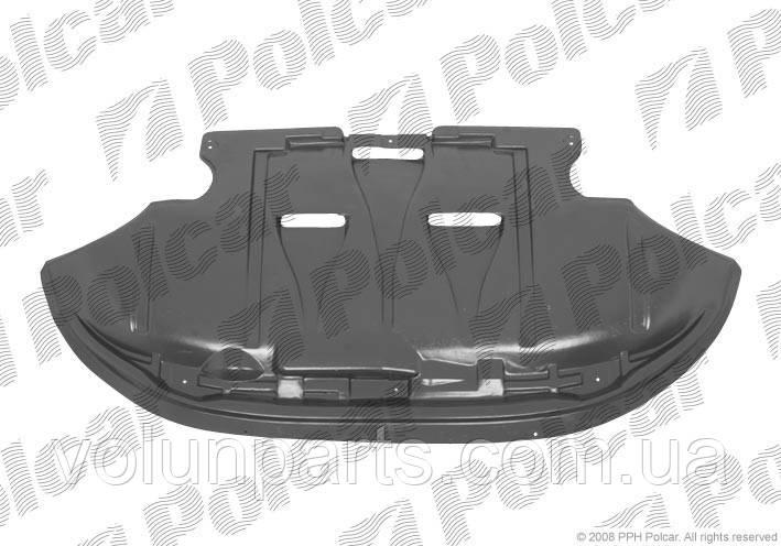Защита двигателя Audi a6c5