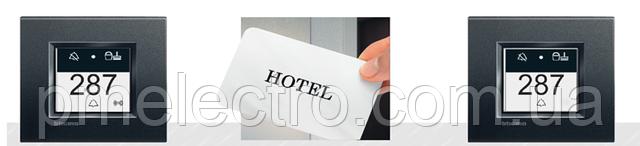 Электронный считыватель для гостиниц
