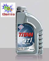 Масло моторное синтетическое Fuchs Titan GT1 Pro 229.6 5W-30, 1л