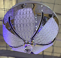 Люстра с LED подсветкой и пультом 81088/3