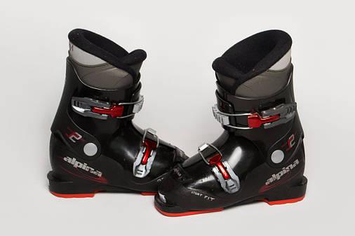 Ботинки лыжные Alpina Junior J2 АКЦИЯ -20% , фото 2