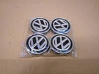 Колпачки в диски Volkswagen, диаметр 60 мм