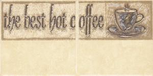 Декор SAGRA GIALLO 2 COFFE Арт. 135770