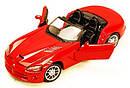 Автомодель (1:24) Dodge Viper SRT-10 31232 red, фото 4