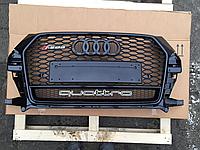 Решетка радиатора RSQ3 для Audi Q3 (2015-...), фото 1