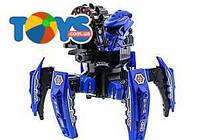 Робот-паук р/у Keye Space Warrior синий, KY-9003-1B