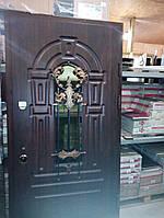Дверь входная ПВХ 37 ковка103 СОКОС