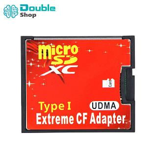 Переходник MicroSD TF на CompactFlash CF Type I