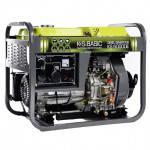 Дизельный генератор Konner&Sohnen Basikc KS 6000DE (5 кВт) + подарок