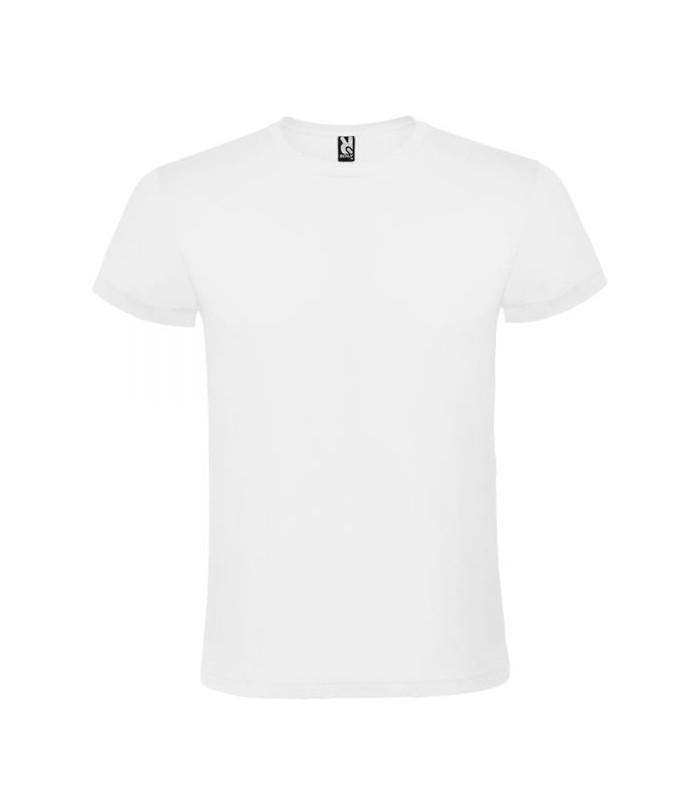 Мужская футболка белая хлопок 1501-30
