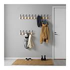 Вешалка IKEA KARTOTEK с 5 ручками сосна серый 803.470.78, фото 2