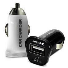 ЗУ автомобильное Remax RCC-101 на 1 USB