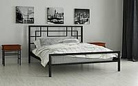 Кровать Лейла 160х200 см Металлическая двухспальная кровать Мадера, Доставка 250грн по Украине