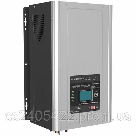 Инвертор автономный Altek PV30-4048 MPK со встроенным МРРТ контроллером  60А