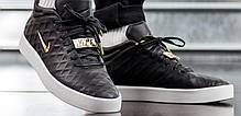"Кроссовки Nike Tiempo Vetta 17 ""Black & Metallic gold"", фото 3"