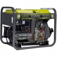 Дизельный генератор Könner & Söhnen Basic KS 8000DE atsR (6,5 кВт) + подарок