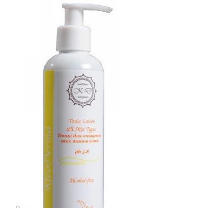 Тоник для очищения всех типов кожи pH 5.8 Tonic Lotion, 250 мл
