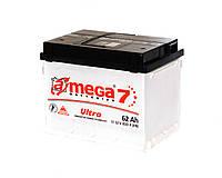 Аккумулятор автомобильный 6СТ 62-АЗ 610А. A-MEGA  ULTRA(M7)