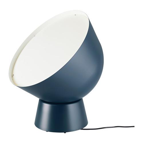 Светильник напольный IKEA PS 2017 темно-синий  503.337.99