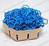Бумажный наполнитель синий