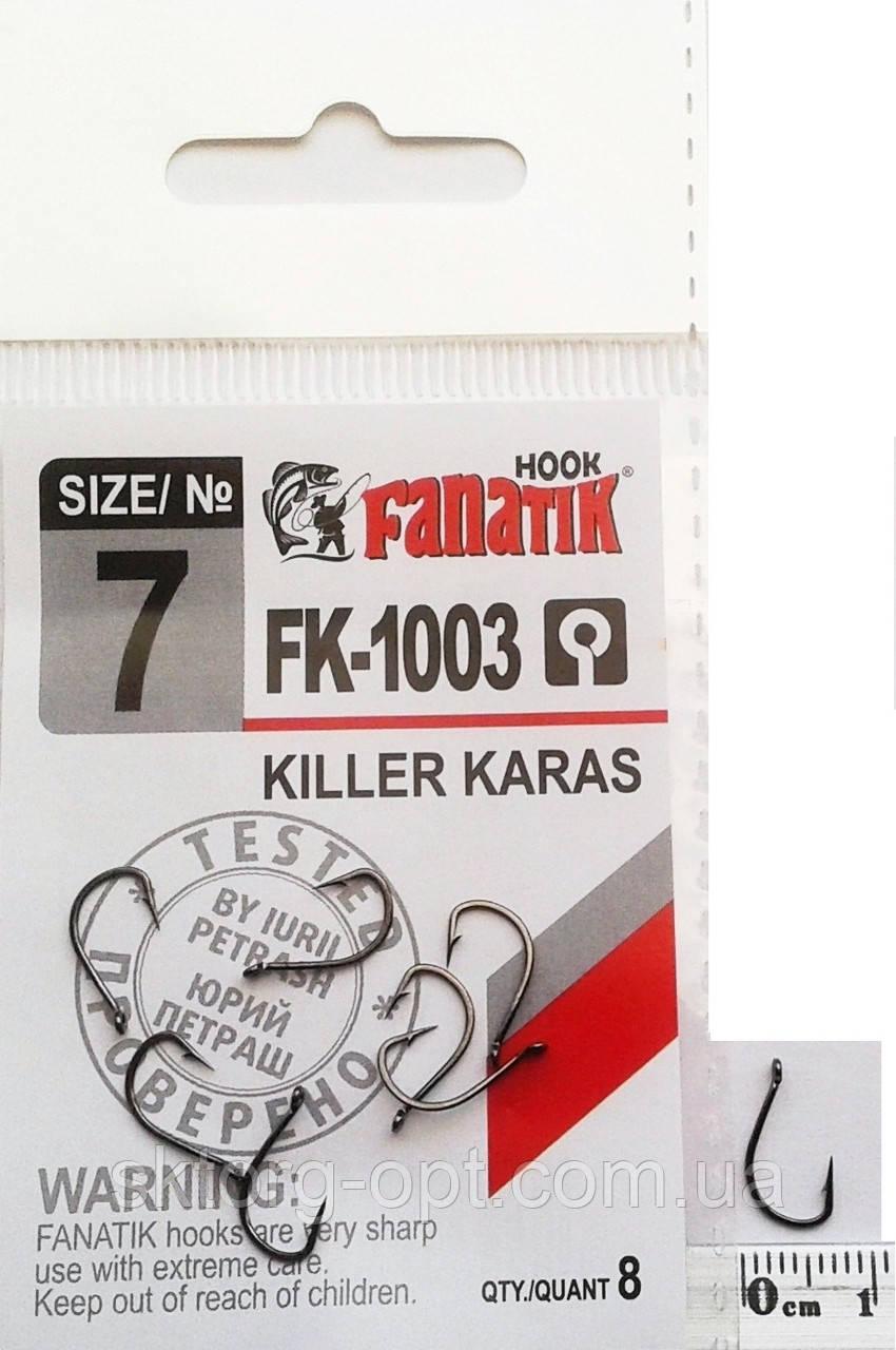 Крючок Fanatik KILLER KARAS FK-1003 №7
