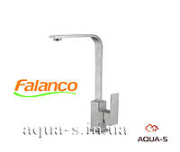 Смеситель для кухни Falanco 8114 из нержавеющей стали