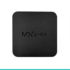 Mini PC SMART TV BOX MXQ 4k Android ОЗУ 1GB HDD 8GB