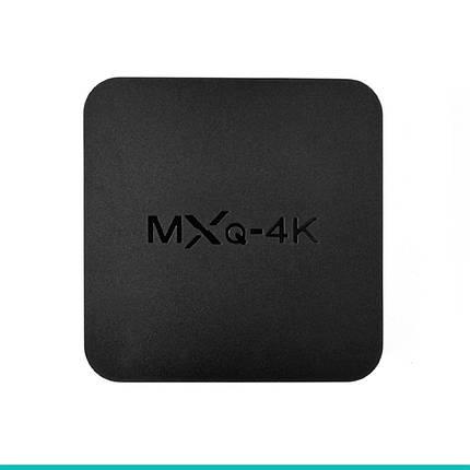 Mini PC SMART TV BOX MXQ 4k Android ОЗУ 1GB HDD 8GB, фото 2