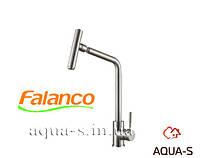 Смеситель для кухни Falanco 8108 из нержавеющей стали