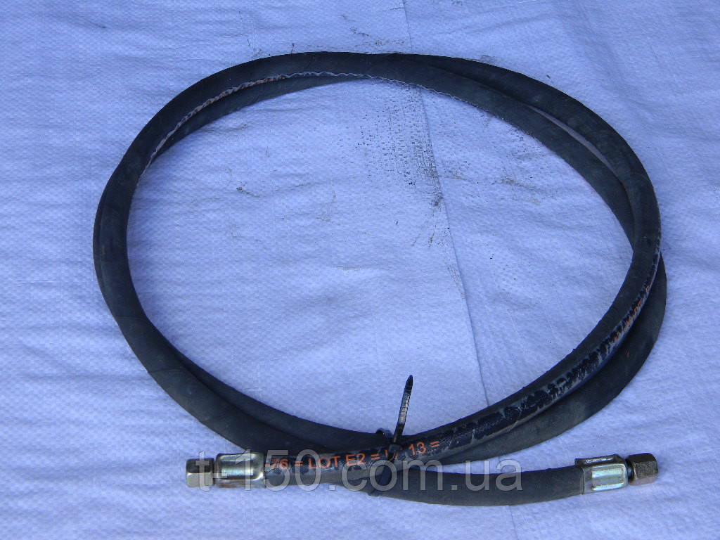 Трубка манометра L2,0 м КПП Т-150 (г+г)