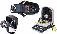Рюкзак серый из влагоотталкивающего полиэстера + светоотражатель  40х26х11 см