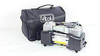 Автомобильный компрессор Vitol Вулкан КА-В12120, 60 л/мин, 10 Атм, 23 А, фото 1