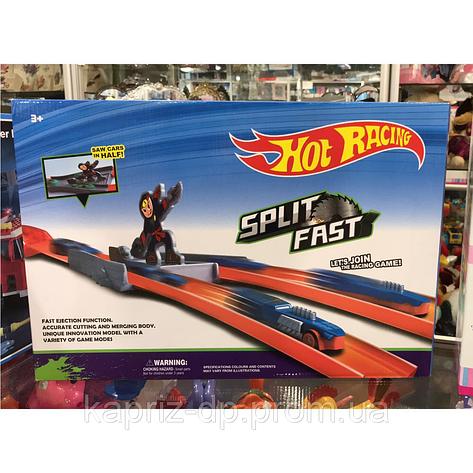 Детский игрушечный трек Hot Raicing Split Fast, фото 2