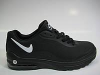 Мужские кожаные кроссовки, фото 1