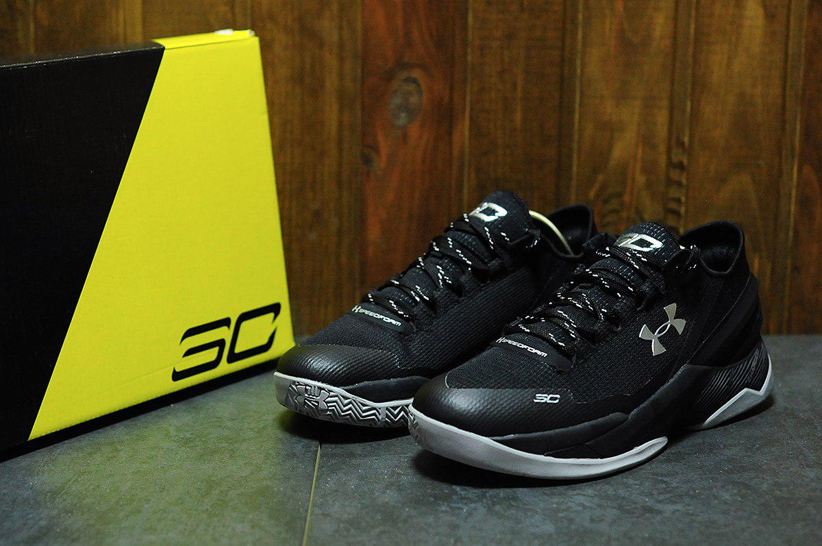 42d6af40fba0 Under armour curry one low black - Shop Non Stop в Киеве