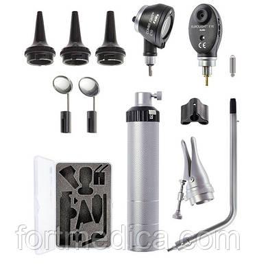 Отоскоп, офтальмоскоп KaWe BASIC SET C10-E16