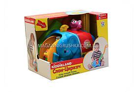 Игрушка-каталка Cлон-циркач Kiddieland 049759
