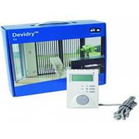 Комплект с регулятором DEVIdry Plug Kit 100 (подключение через розетку)
