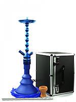 Кальян Dumok Hookah (Украина) AL-D07 Ethamine In Case Blue (Синий)