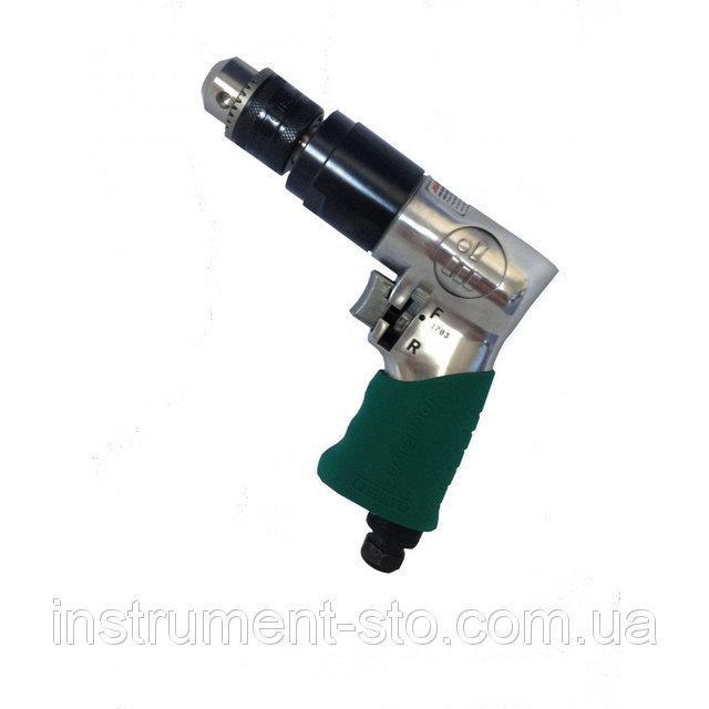 Дрель пневматическая с реверсом 1800 об/мин 113 л/м Jonnesway JAD-6234 (Тайвань)