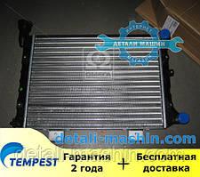 """Радиатор водяного охлаждения ВАЗ 2107 (инжектор) """"TEMPEST"""" 21073-1301012"""