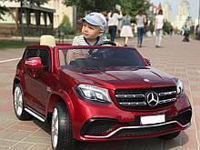 Детский электромобиль M 3565EBLRS -3 Mercedes-Benz GLS-63 AMG 4Matic